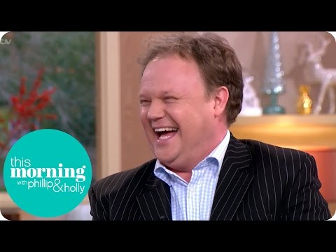Justin Fletcher Owes His Career to Phillip's Advice | This Morning