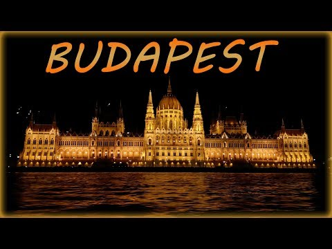 #BUDAPEST Parliament Building at Night/ Hungary Travel