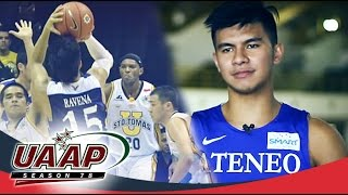 UPFRONT: UAAP Kings Kiefer Ravena