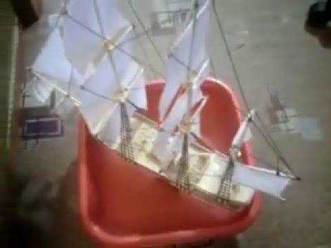 Как сделать корабль из дерева инструкция