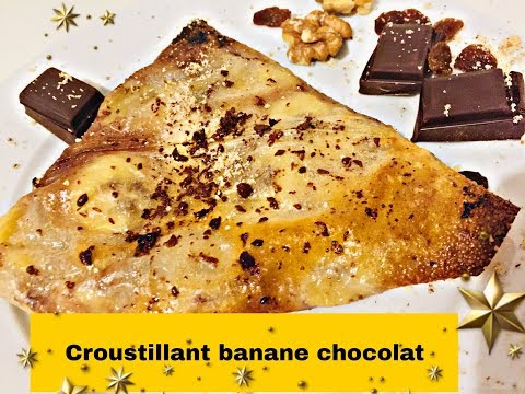 croustillant-banane-chocolat-weight-watchers