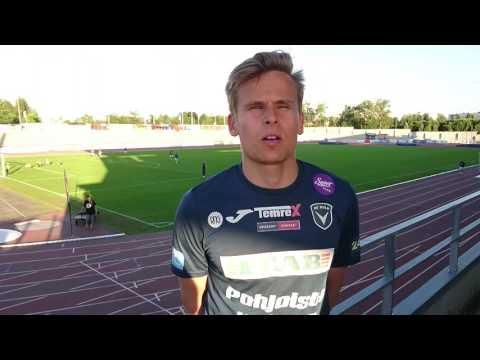 ACOTV Rönkän jälkipelit: AC Oulu - FC Honka 1.8.2017