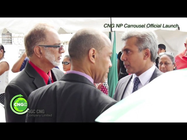 CNG NP Carrousel Offical Launch
