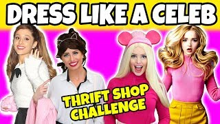 Dress Like a Celeb with Thrift Shop Clothes. Which Best Friend Did it Best?