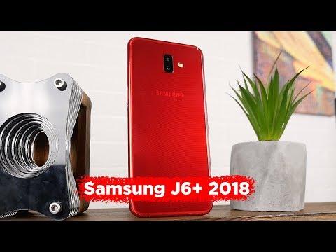 Обзор Samsung J6 Plus / Первый бюджетник с двумя камерами из Кореи