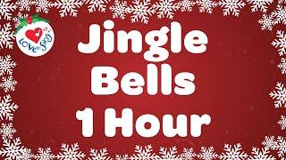 Jingle Bells 1 Hour Christmas Song with Lyrics 2021