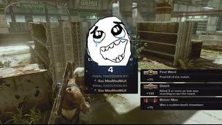 Ess MooMooMiLK Gears of War 3 Golden Moments #4 (NEW SICK GAMEPLAY!!)
