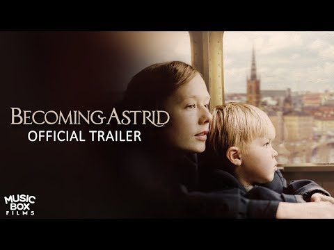Becoming Astrid trailer