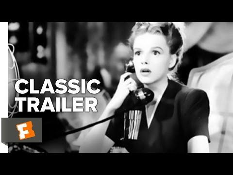 Life Begins For Andy Hardy 1941    Mickey Rooney, Lewis Stone Movie HD