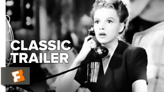 Life Begins For Andy Hardy (1941) Official Trailer - Mickey Rooney, Lewis Stone Movie HD