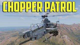 ARMA 3 Exile - Chopper Patrol
