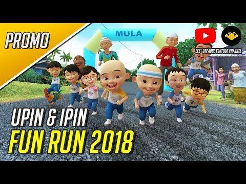 Promo - Upin & Ipin Fun Run 2018