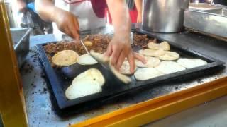 Tacos De La Plaza En Jacona Michoacan