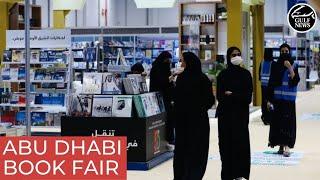 Book lovers converge at the 30th Edition of Abu Dhabi International Book Fair