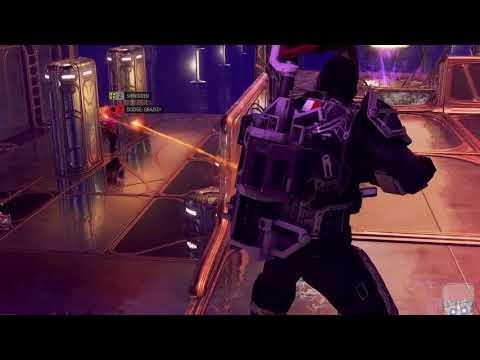 Xcom 2 - WoTC L/I blind. Warlock Stronghold not for weak nerves
