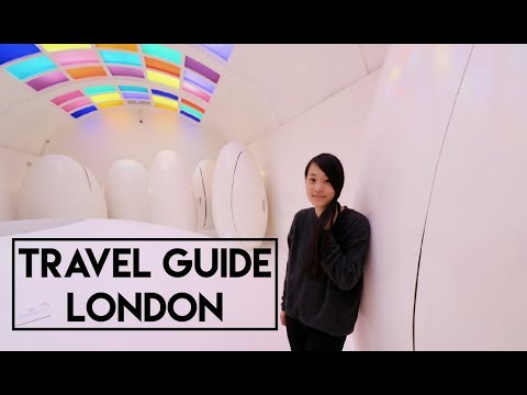 Travel Guide - London (Harry Potter Studio Tour, Sketch and Igloos)