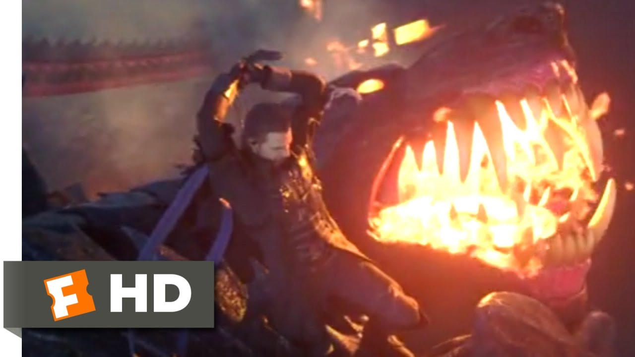 Kingsglaive Final Fantasy Xv 2016 Magitek War Scene 1 10