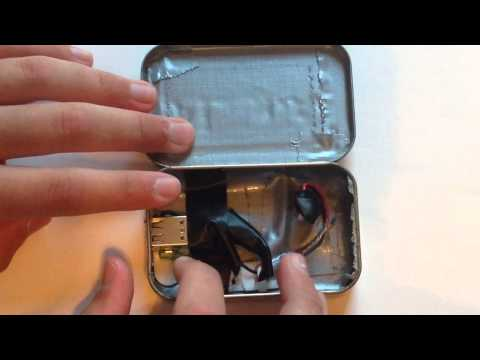 How To: Build Homemade Portable Charger