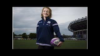 Scotland's first full-time female rugby referee can't wait to jet off to San Francisco for World ...
