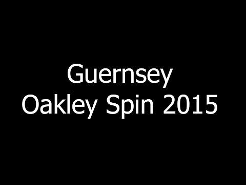 Guernsey Oakley Spin 2015
