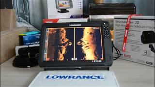Обзор цены на Lowrance HDS-12 Carbon и датчиков.