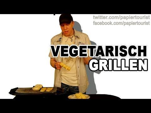 grillen f r vegetarier funktioniert youtube. Black Bedroom Furniture Sets. Home Design Ideas