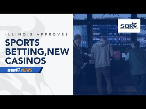 Illinois Approves Sports Betting, New Casinos