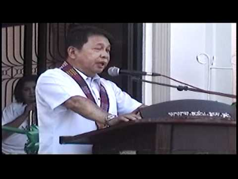 maimbung municipal hall inauguration Part 2