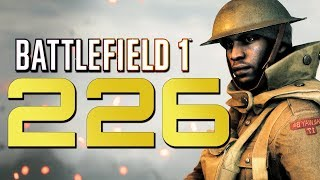 Battlefield 1: 226 Kills New Personal Record! (PS4 Pro Multiplayer Gameplay)