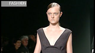 CALVIN KLEIN Fall 2012 2013 New York - Fashion Channel