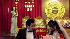 Kyaw Wynn Htun + Myat Su Mon Myint Wedding Reception  07 De
