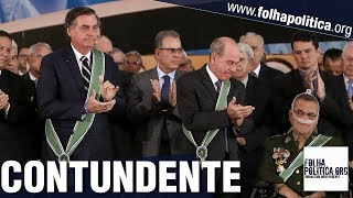 General Villas Bôas faz pronunciamento contundente sobre Sergio Moro e Bolsonaro ao se despedir..