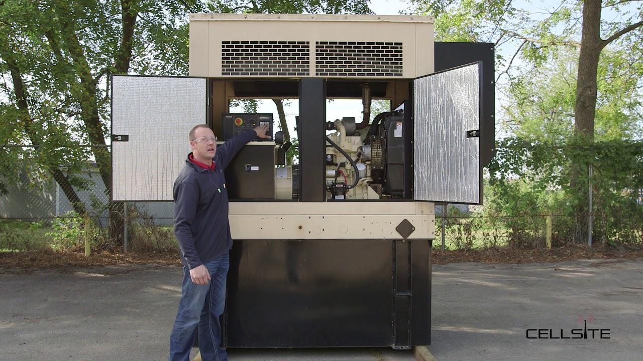 Used Industrial Generators | LP, NG & Diesel Backup Generators