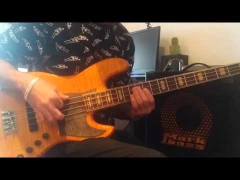 MICHELLE - THE BEATLES  [Free bass cover adaptation]  Fernando Lamadrid
