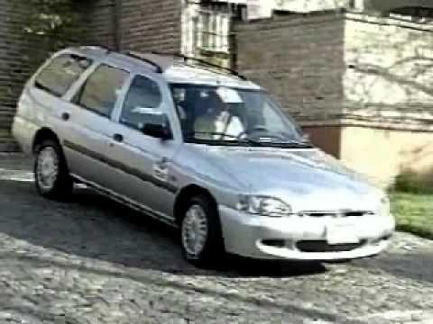 ford escort 1.8 16v