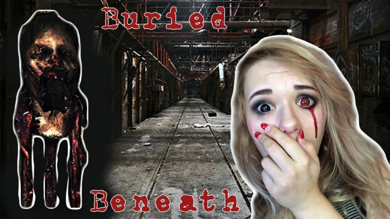 SCARIEST MONSTER EVER – Buried Beneath DEMO ✂ HORROCTOBER