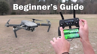 Beginner's Guide Part 1 - DJI Mavic Pro thumbnail