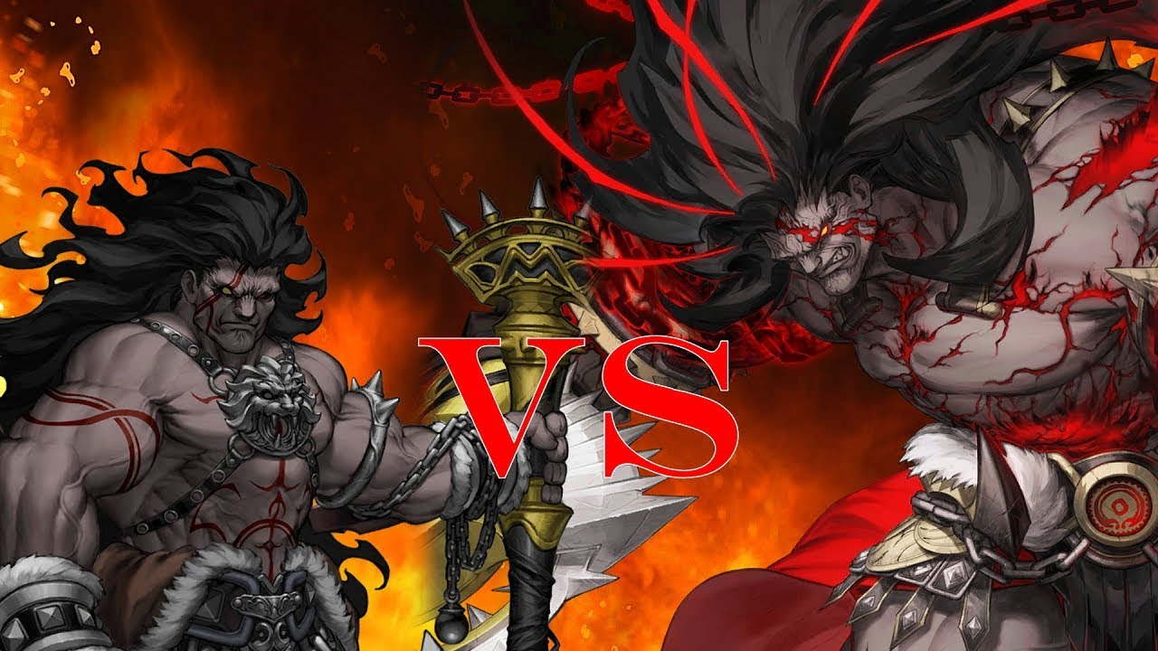 Fgo Agartha Heracles Vs Heracles Megalos First Battle Solo Youtube