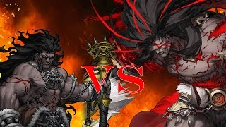 FGO Agartha | Heracles VS Heracles (Megalos) - First Battle SOLO