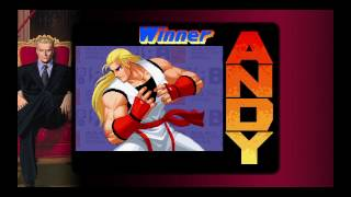 FATAL FURY BATTLE ARCHIVES Vol. 2 PS4 REAL BOUT Special Arcade Mode Andy Bogard