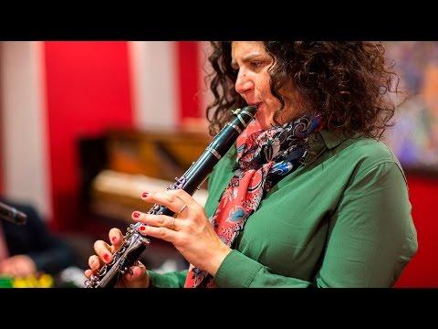 Anat Cohen Quartet 'In The Spirit of Baden' | Live Studio Sessions