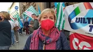 """""""In Toscana 14 morti sul lavoro nel 2021"""": sindacati in piazza"""