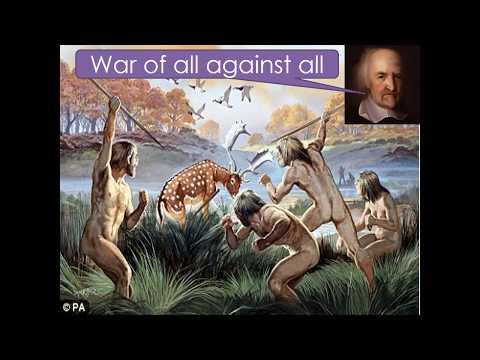 Thomas Hobbes on Human Nature