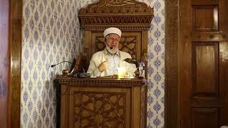 Hacı Bayram Sohbetleri (25.11.2017) Prof.Dr.M. Cevat AKŞİT Hocaefendi