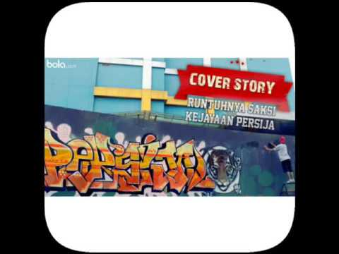 Ultras Persija-Jakarta Belongs To Me