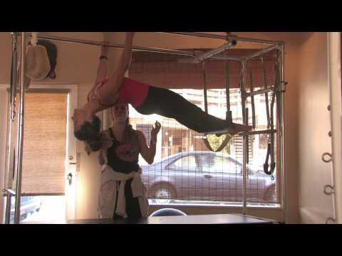 The PIlates Room and Yoga Lounge Promo