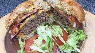 All American Classic Burger