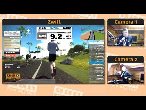 Zwift Running | 400 Metre Intervals