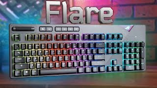 ASUS ROG Strix Flare - Обзор