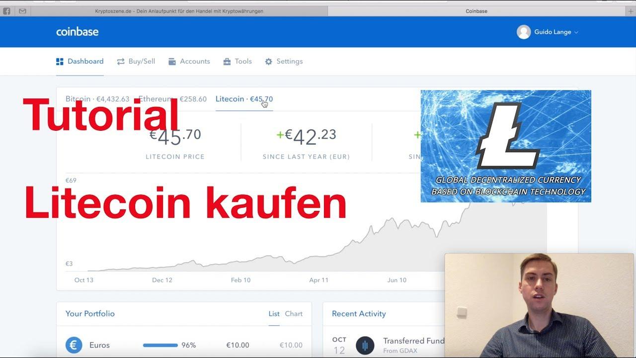 Litecoin Kaufen